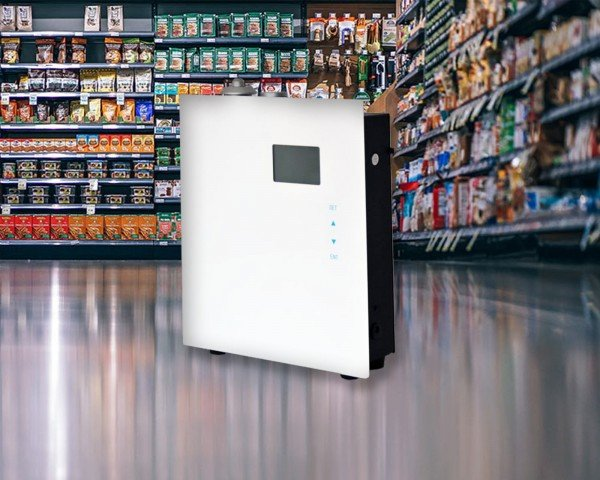 Doftmarknadsföring Doftmaskiner A Streamer 650